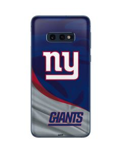 New York Giants Galaxy S10e Skin