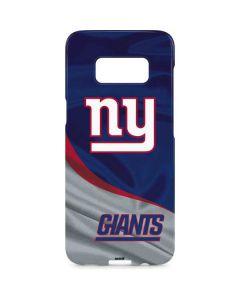 New York Giants Galaxy S8 Plus Lite Case