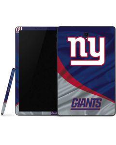 New York Giants Samsung Galaxy Tab Skin