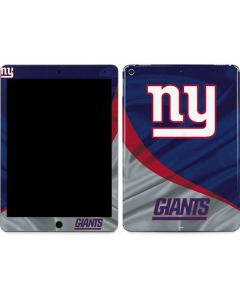New York Giants Apple iPad Air Skin