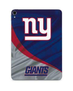 New York Giants Apple iPad Pro Skin