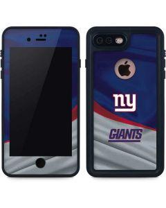 New York Giants iPhone 8 Plus Waterproof Case