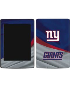 New York Giants Amazon Kindle Skin