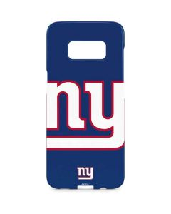 New York Giants Large Logo Galaxy S8 Plus Lite Case