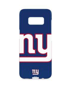 New York Giants Large Logo Galaxy S8 Plus Lite Case