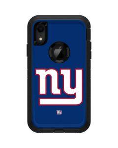 New York Giants Large Logo Otterbox Defender iPhone Skin