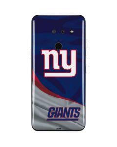 New York Giants LG G8 ThinQ Skin
