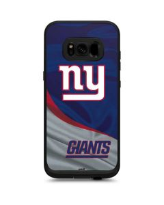 New York Giants LifeProof Fre Galaxy Skin