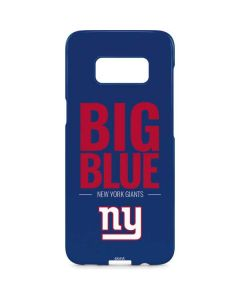 New York Giants Team Motto Galaxy S8 Plus Lite Case