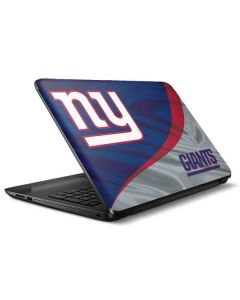 New York Giants HP Notebook Skin