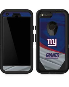 New York Giants Otterbox Defender Pixel Skin