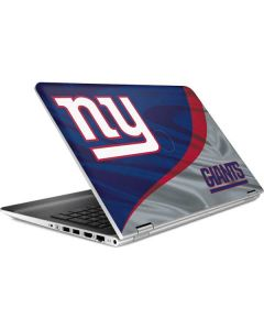 New York Giants HP Pavilion Skin