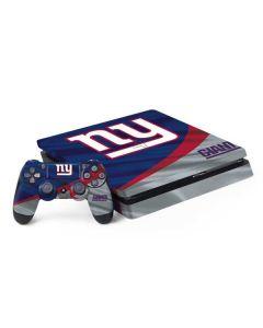 New York Giants PS4 Slim Bundle Skin