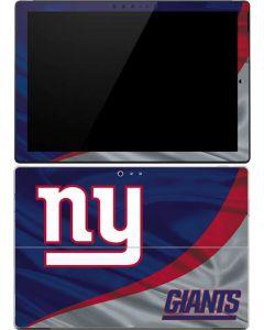 New York Giants Surface Pro (2017) Skin
