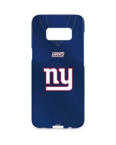 New York Giants Team Jersey Galaxy S8 Plus Lite Case