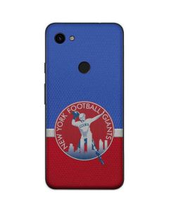 New York Giants Vintage Google Pixel 3a Skin