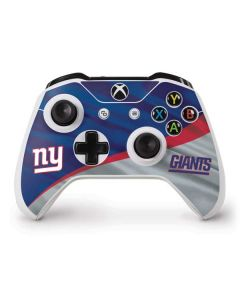 New York Giants Xbox One S Controller Skin