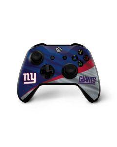 New York Giants Xbox One X Controller Skin