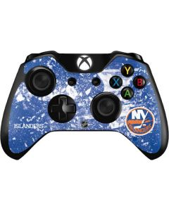 New York Islanders Frozen Xbox One Controller Skin