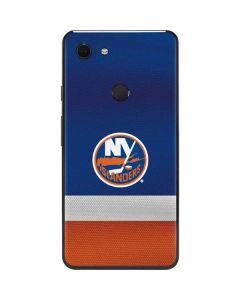 New York Islanders Jersey Google Pixel 3 XL Skin