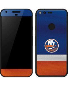 New York Islanders Jersey Google Pixel Skin