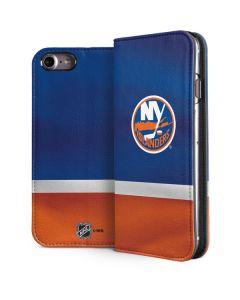 New York Islanders Jersey iPhone 8 Folio Case