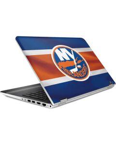 New York Islanders Jersey HP Pavilion Skin