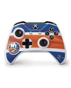 New York Islanders Jersey Xbox One S Controller Skin