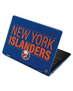 New York Islanders Lineup Aspire R11 11.6in Skin