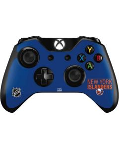 New York Islanders Lineup Xbox One Controller Skin