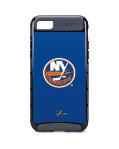 New York Islanders Solid Background iPhone 8 Cargo Case