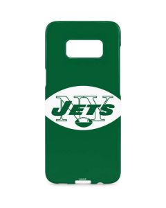 New York Jets Retro Logo Galaxy S8 Plus Lite Case