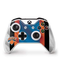 New York Knicks Away Jersey Xbox One S Controller Skin