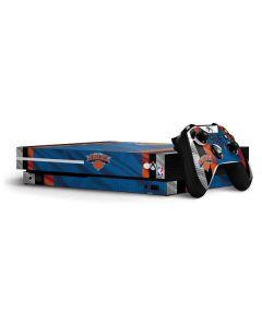 New York Knicks Away Jersey Xbox One X Bundle Skin