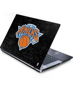 New York Knicks Black Secondary Logo Generic Laptop Skin