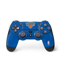 New York Knicks Blue Primary Logo PS4 Pro/Slim Controller Skin