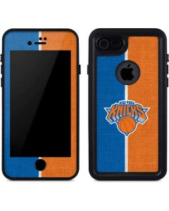 New York Knicks Canvas iPhone 8 Waterproof Case