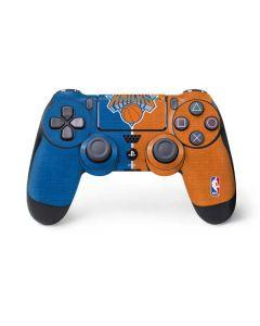 New York Knicks Canvas PS4 Pro/Slim Controller Skin