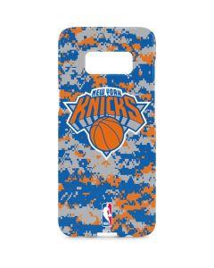 New York Knicks Digi Camo Galaxy S8 Plus Lite Case