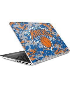 New York Knicks Digi Camo HP Pavilion Skin