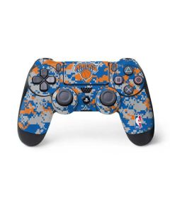 New York Knicks Digi Camo PS4 Controller Skin