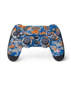 New York Knicks Digi Camo PS4 Pro/Slim Controller Skin