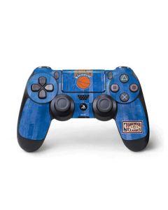New York Knicks Hardwood Classics PS4 Pro/Slim Controller Skin
