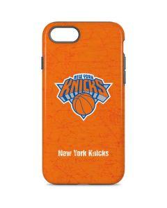 New York Knicks Orange Primary Logo iPhone 8 Pro Case