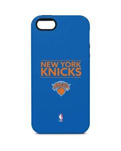 New York Knicks Standard - Blue iPhone 5/5s/SE Pro Case