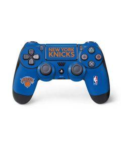New York Knicks Standard - Blue PS4 Pro/Slim Controller Skin