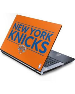 New York Knicks Standard - Orange Generic Laptop Skin