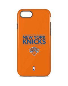New York Knicks Standard - Orange iPhone 8 Pro Case