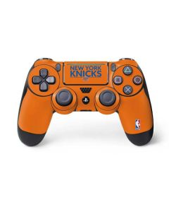 New York Knicks Standard - Orange PS4 Pro/Slim Controller Skin