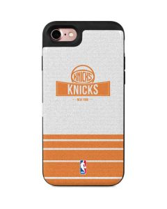 New York Knicks Static iPhone 7 Wallet Case
